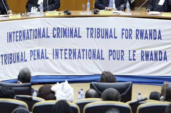 The UN's latest hypocrisy. A tribunal investigating Rwandan genocide after ordering its peace keepers to permit it.