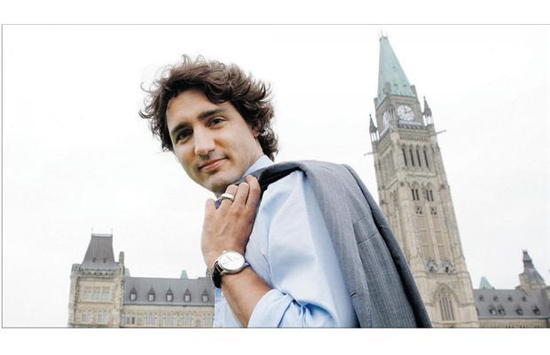 Justin Trudeau - photo: Vancouver Sun