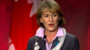Liberal Leadership Candidate Joyce Murray