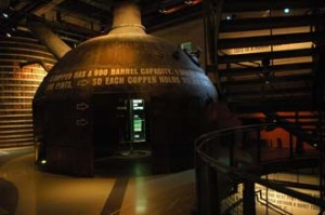 DUB Dublin - Guinness Storehouse and Brewery museum - copper 3008x2000