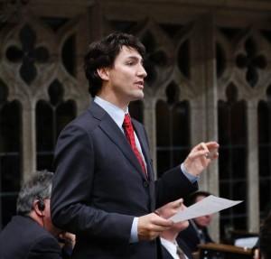 Our Justin in Questin Period photo: Toronto Sun