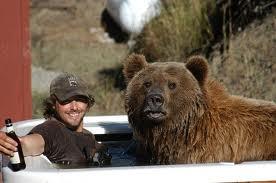 bear and pal