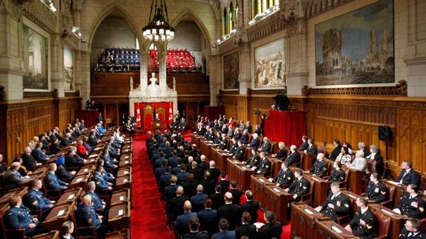 Canadian senate term limit