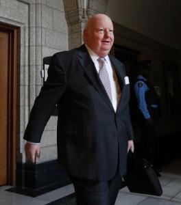 Senator Mike Duffy (QMI phtoto)