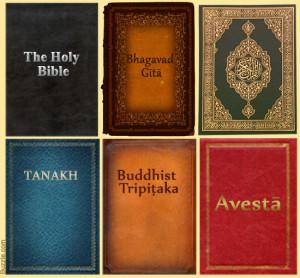 religious-scriptures