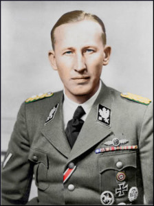 Richard Heydrich -- the Nazi's architect of the Final Solution